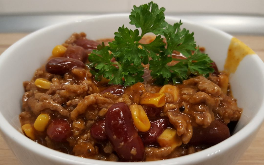 10 perces chilis bab recept
